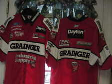 Greg Biffle Grainger Craftsman Truck race used pit crew uniform shirt Xl