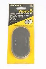 Sony vf-37m video 8 filtro kit ø37mm, 1x nd-8, 1x mc protección filtros en OVP