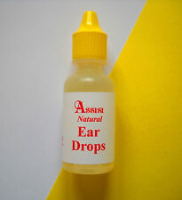 EAR DROPS for DOGS & CATS,HOMEOPATHY NATURAL EAR CLEANSER,for MITES & CANKER