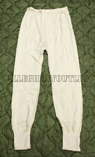 USGI MILITARY Cotton / Wool LIGHT WEIGHT THERMAL DRAWERS PANTS UNDERWEAR SMALL