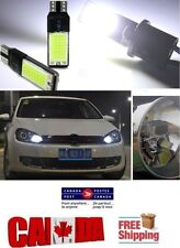 2PCS T10 W5W 194 168 LED 5W COB No Error Canbus Side Lamp Wedge Light Bulb White