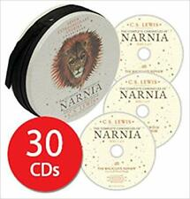 The Complete Narnia Audio Book Collection - 30 CDs