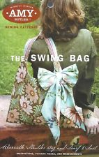 Large Handled Tote Purse With Bow Sewing Pattern by Amy Butler UNCUT Swing Bag