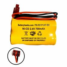 2.4v AA NiCad Battery Pack Replacement for Emergency / Exit Light