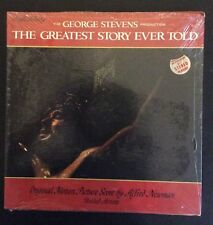The Greatest Story Ever Told – original motion picture soundtrack N
