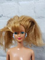 Vintage 80's 90's Strawberry Blonde Midge Barbie Doll Made in China
