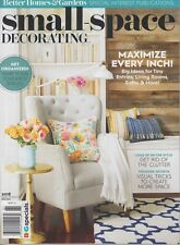 Better Homes & Gardens Small-Space Decorating 2018