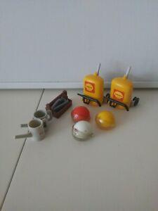 Playmobil Rennstall Werkstatt Zubehör