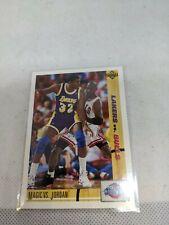 Michael Jordan 1991-92 Upper Deck Magic Vs Jordan #34 Chicago Bulls