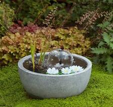Gartenbrunnen / Springbrunnen Ubbink Miniteichset III