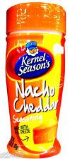 NACHO CHEDDAR Kernel Season's  Popcorn Seasoning 2.7Oz Shaker All Natural