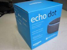 Amazon Echo Dot 3rd Generation Bluetooth - Black
