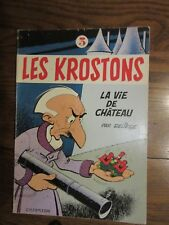 LES KROSTONS DELIEGE La vie de château N°3 EO 1982