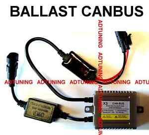 BALLAST XENON HID DE RECHANGE 35W CANBUS ODB - CONVIENT POUR H7 H1 H3 H4 H11