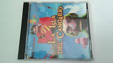 "ORIGINAL SOUNDTRACK ""LA ISLA DEL CANGREJO"" CD 12 TRACKS ANGEL ILLARRAMENDI BSO"