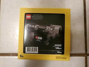 Lego Star Wars Yoda's Lightsaber 6346097 Exclusive New/sealed 140 Pieces...