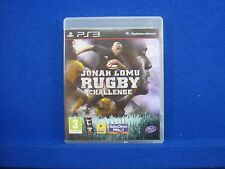 ps3 JONAH LOMU RUGBY CHALLENGE Wallabies Playstation PAL
