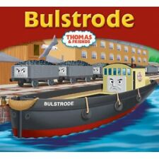 Thomas The Tank Engine Book - My Thomas Story Library: BULSTRODE - Book 15 - NEW