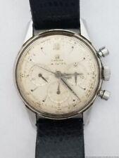Working Omega Seamaster Chronograph 321 2947/1 315.164 Steel Vintage Watch