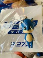 Sonic the Hedgehog Movie Baby Sonic Keychain Figure SEGA Limited Rare