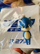 Sonic the Hedgehog Movie Baby Sonic Keychain Figure SEGA Limited Rare