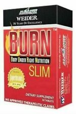 Burn and slim 10 caps Aim Global Natures Way Supplement