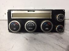 05 06 07 Pathfinder Auto Climate Heater AC control Switch Panel 27500EA50A