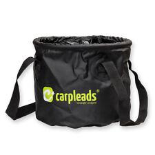 carpleads pliable noir EAU & APPÂT SEAU / SEAU PLIANT XL
