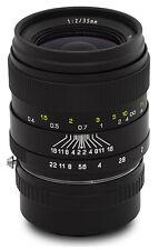 Oshiro 35mm f/2 Wide Angle Lens for Samsung Galaxy NX NX1 NX3000 NX2000 NX500