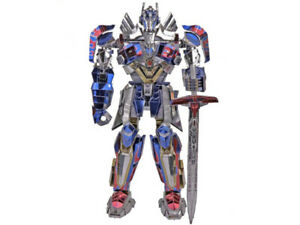 Transformers Optimus Premières Modellbau