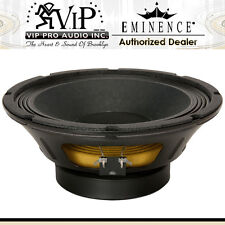 Eminence BETA-10A 10 Pro Audio Mid-Bass 8-Ohm 500W Bass Guitar Speaker