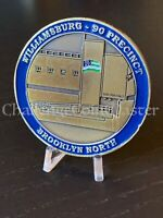 D32 NYPD Brooklyn North 90th Precinct Police Challenge Coin