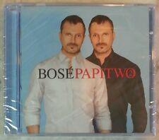 Papitwo por Miguel Bose (cd, 2012-EE. UU. - Warner Music) Nuevo Sellado De Fábrica!