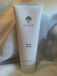 3 Pack Nu Skin Facial Scrub Walnut Shell Powder Smooth Youthful Skin NEW SEALED