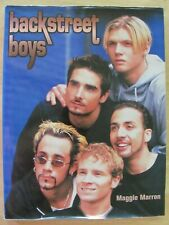 2000 Backstreet Boys Metro Books by Maggie Marron 96 Pages HCWJ Book