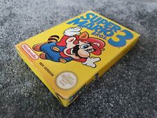 Nintendo Nes Game - Super Mario Bros. 3 - Pal A uk in box