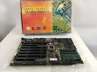 Vintage Fuyu 20v0 Motherboard w/ Memory OPB6-O24C-O12 486WB PC 034240