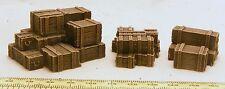 CASSE di legno Set 28mm fantasy, storici e paesaggio FANTASCIENZA