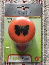 Tonic Studios único Mariposa Perforadora, compatible con sistema de frontera