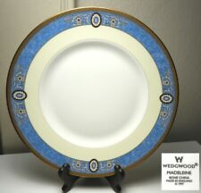 "Wedgwood MADELEINE 9"" Luncheon Plate(s)  Mint!"