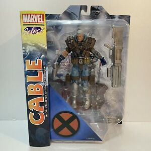 Cable Collectors Action Figure - Marvel Select - Diamond Select Toys