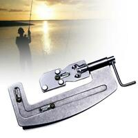 Stainless Steel Semi Automatic Fishing Hook Line Tier Tie Binding Device