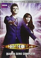 1688749 1667882 Blu-Ray Doctor Who - Stagione 04 (New Edition) (4 Blu-Ray)