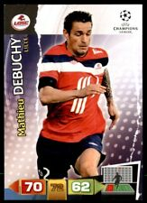 Panini Champions League 2011-2012 Adrenalyn XL Mathieu Debuchy Lille