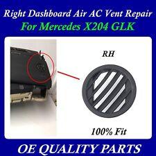 A/C Air Vent Repair Right Dashboard Air Dash for X204 GLK 2009 - 2015