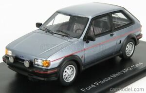 SUPERB NEO 1/43 RESIN 1984 FORD FIESTA MK2 MKII XR2 IN METALLIC GREY #46007
