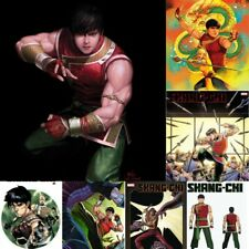Shang-Chi #1 - Marvel Comics *Pre-Sale* 9/30/20 All Covers + All Variants