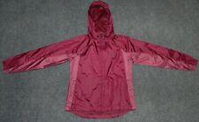 SIERRA DESIGNS WOMEN'S MICROLIGHT JACKET Packable w/ Hood Pink sz M Jacket
