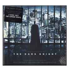 NEW - Hans Zimmer - THE DARK KNIGHT Soundtrack - Vinyl 2 LP Gatefold