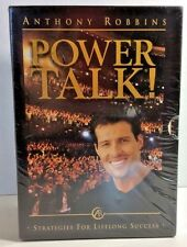 ANTHONY ROBBINS POWER TALK! Strategies for Lifelong Success New (7 CD) Boxed Set